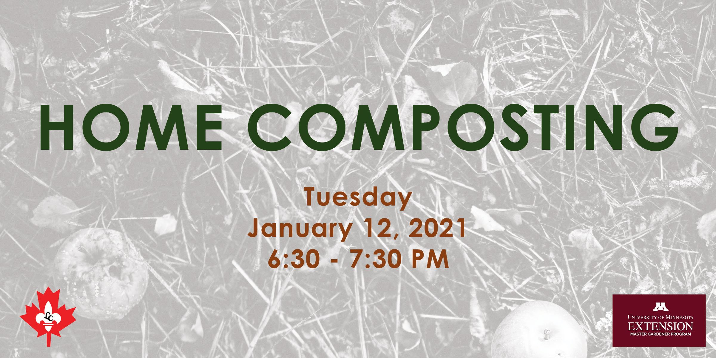 Compost Adult Education Class title photo