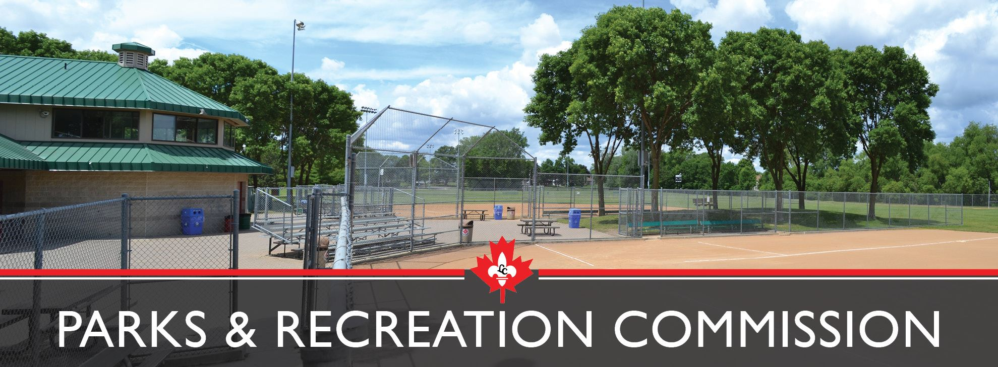 Little Canada Parks and Recreation Commission image banner