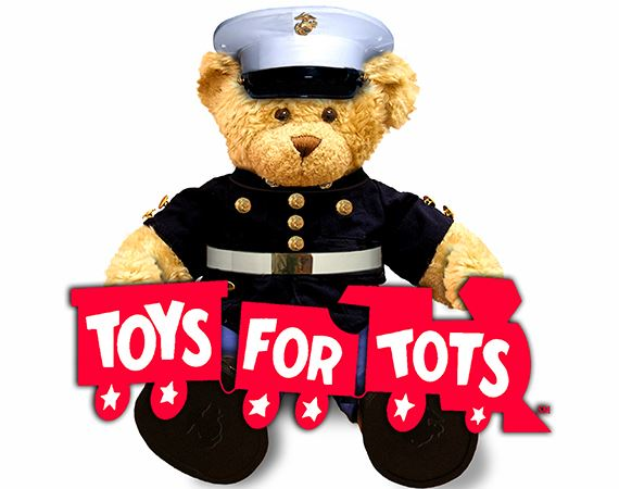 Toys for Tots City Spotlight Image