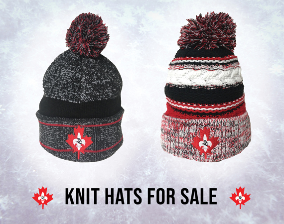 Knit Hat Spotlight Image